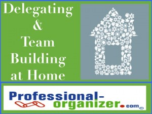 delegating and team building