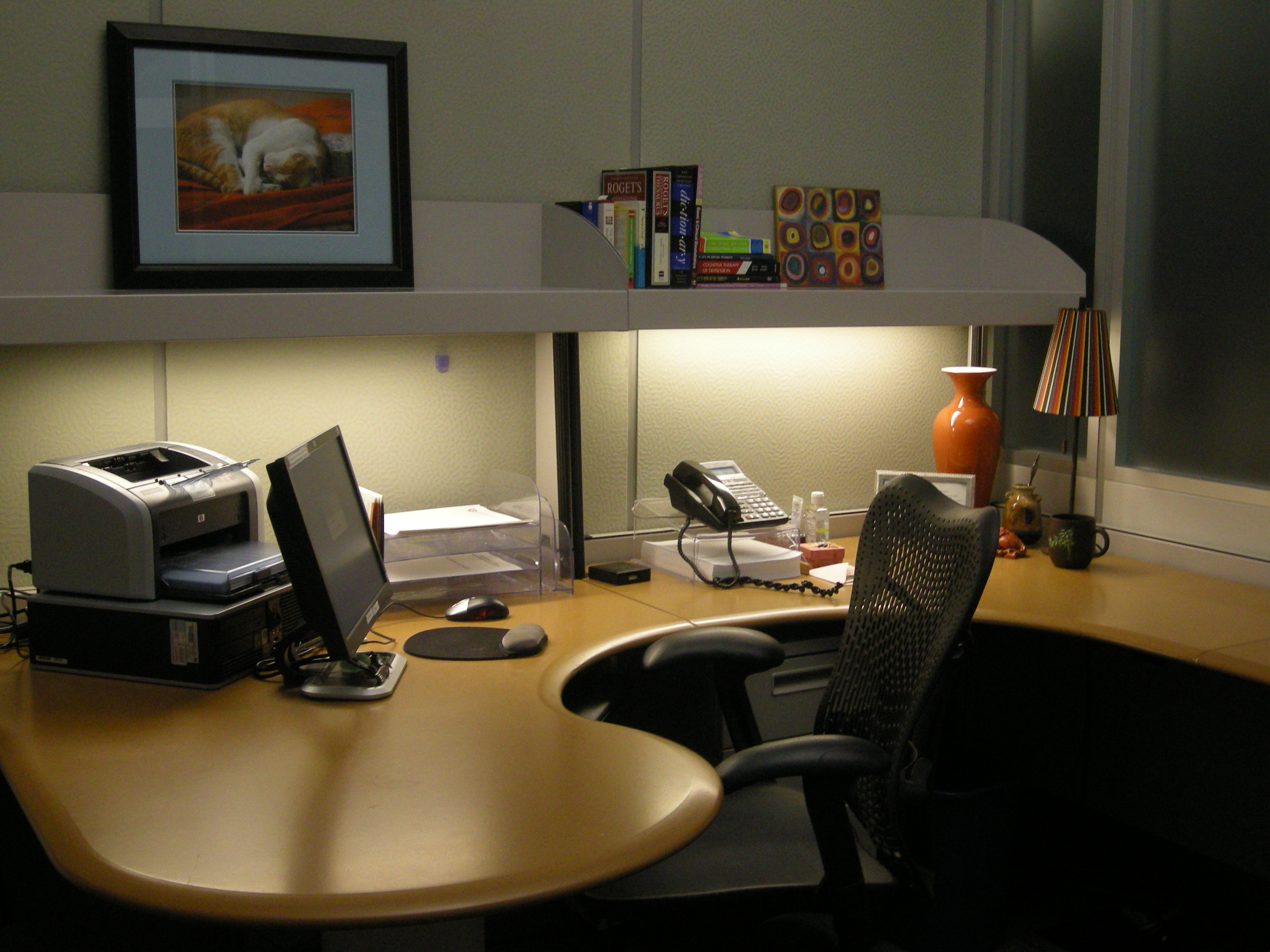 Wonderful Energy Using Professional Office Decorating Ideas Narrow Office Design