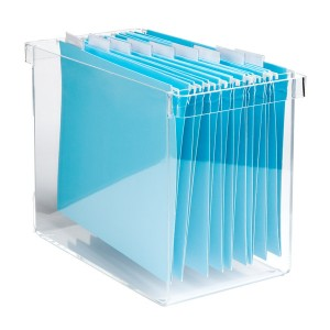 desk top sorter acrylic