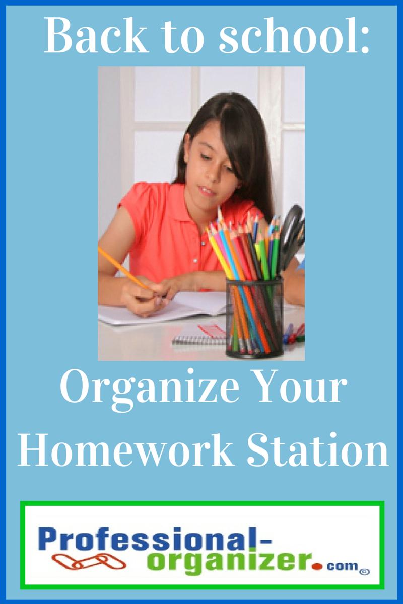 Student Organizing Archives - Ellen's Blog, Professional Organizing ...