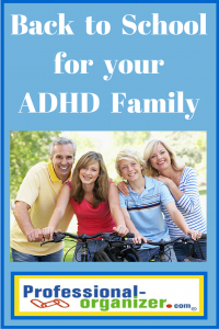 Back to school for your adhd family ellen s blog professional