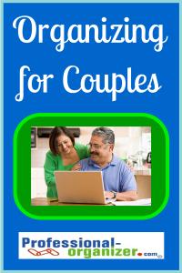 couples organizing