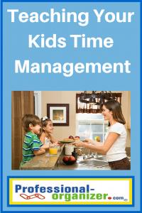kids time management kids