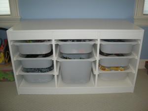 IKEA small bins