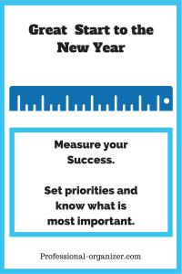 goal setting measure your success