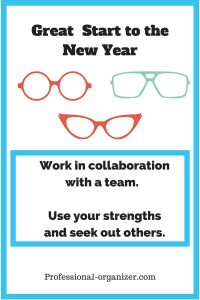 goal setting work as a team